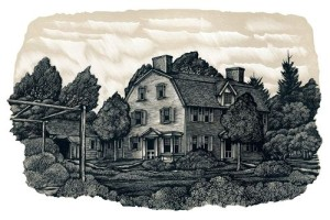 """The Old Manse"""