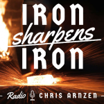 Iron Sharpens Iron Podcast Logo