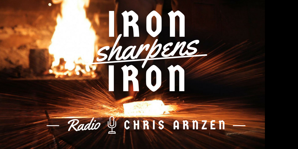 """IRON SHARPENS IRON"" Radio to be EXTENDED to 2 HOURS DAILY!!!"