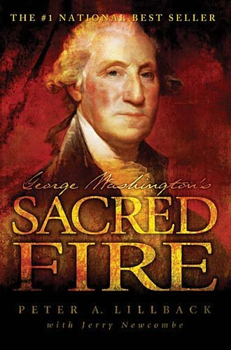"July 3, 2015 ISI Radio Show with Dr. Peter Lillback on his book ""George Washington's Sacred Fire"""