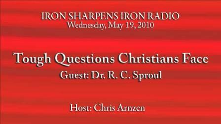"ISI Radio Archive: 2010 Interview with R.C. Sproul on ""Tough Questions Christians Face"""