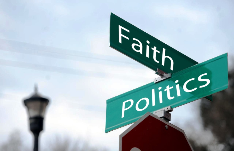 """Aug. 3, 2015 ISI Radio Show with PA State Rep. Steve Bloom & Rev. Bruce Bennett on """"Church & Politics"""""""